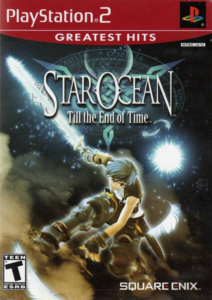 Star Ocean Till The End Of Time PlayStation 2 Review
