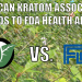 PETITION BY THE AMERICAN KRATOM ASSOCIATION TO REVIEW AND CORRECT THE  FDA'S PUBLIC HEALTH ADVISORY ON KRATOM