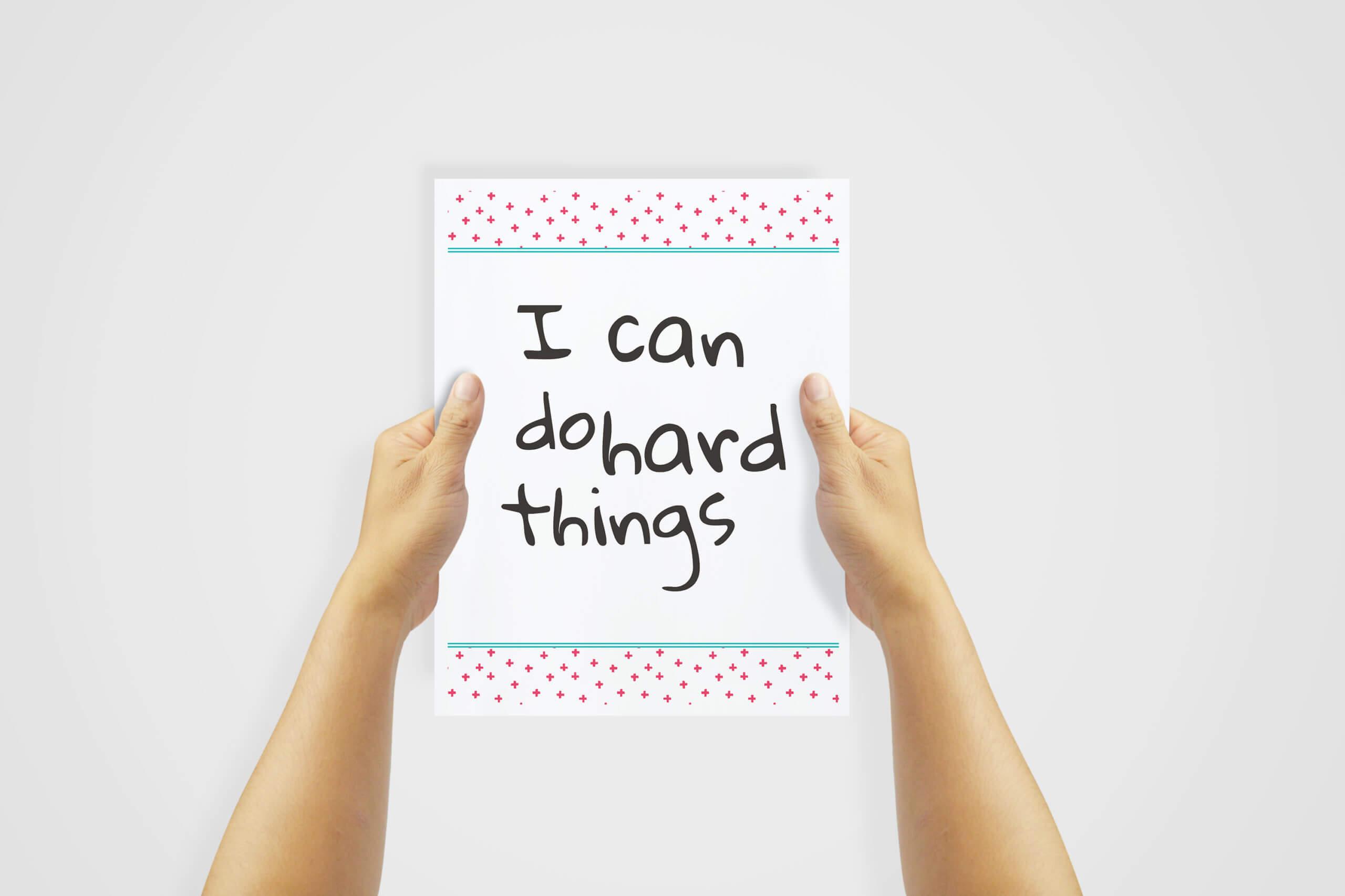 Positive Affirmations For Kids Kit