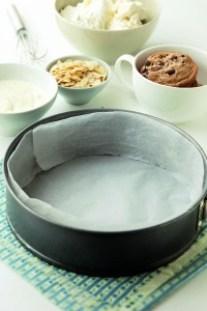 Cheesecake mold