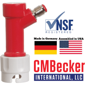 Pin Lock Gas In Red Flare Gray top