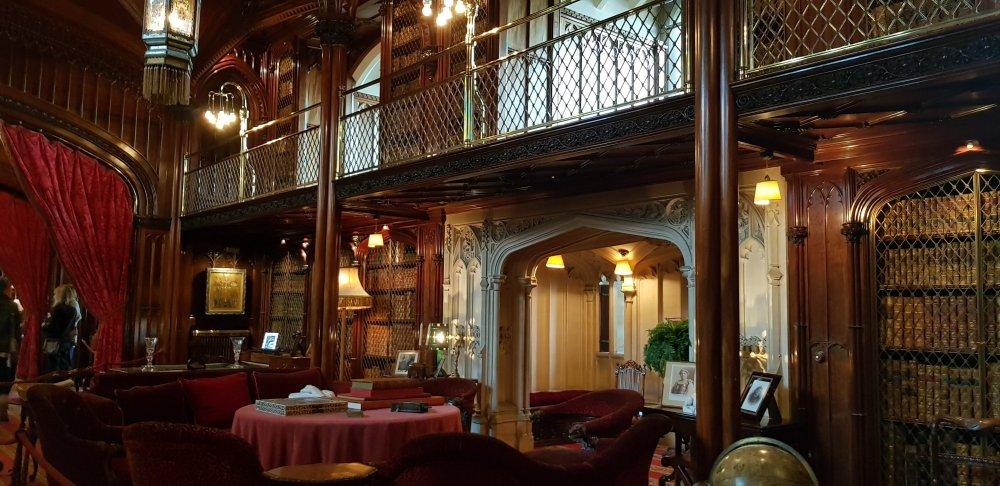 Biblioteka zamku Arundel