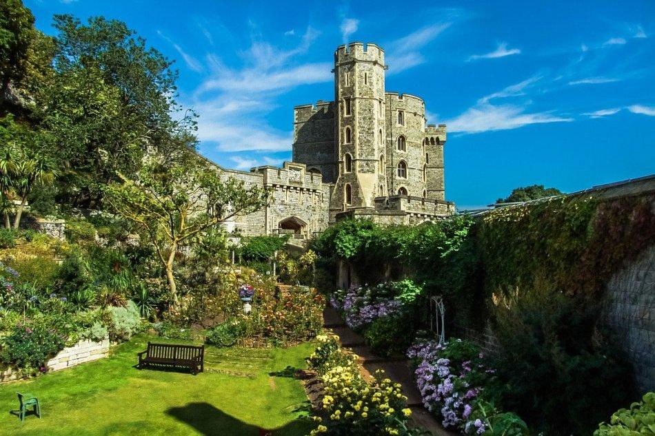 Zamek Windsor oficjalne miejsce ślubu królewskiego 2018