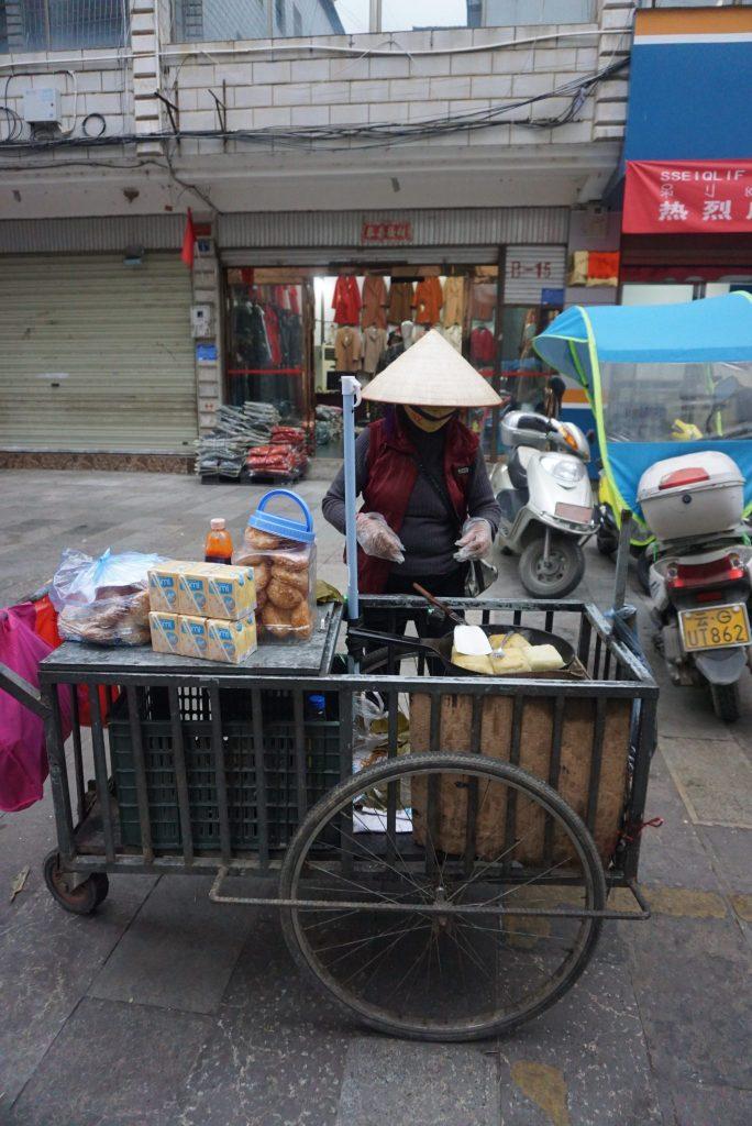 Hekou - przyjeżdżaj do Yunnanu skosztować jedzenia ulicznego