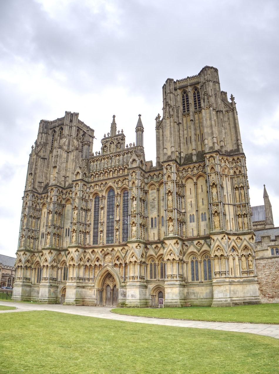 Katedra w Wells