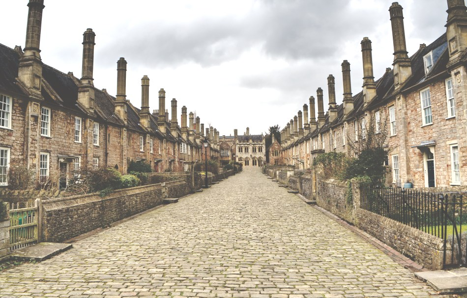 Vicars Close w Wells