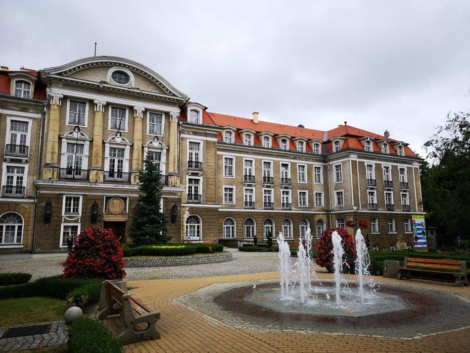 Perełki Dolnego Śląska - Szczawno Zdrój