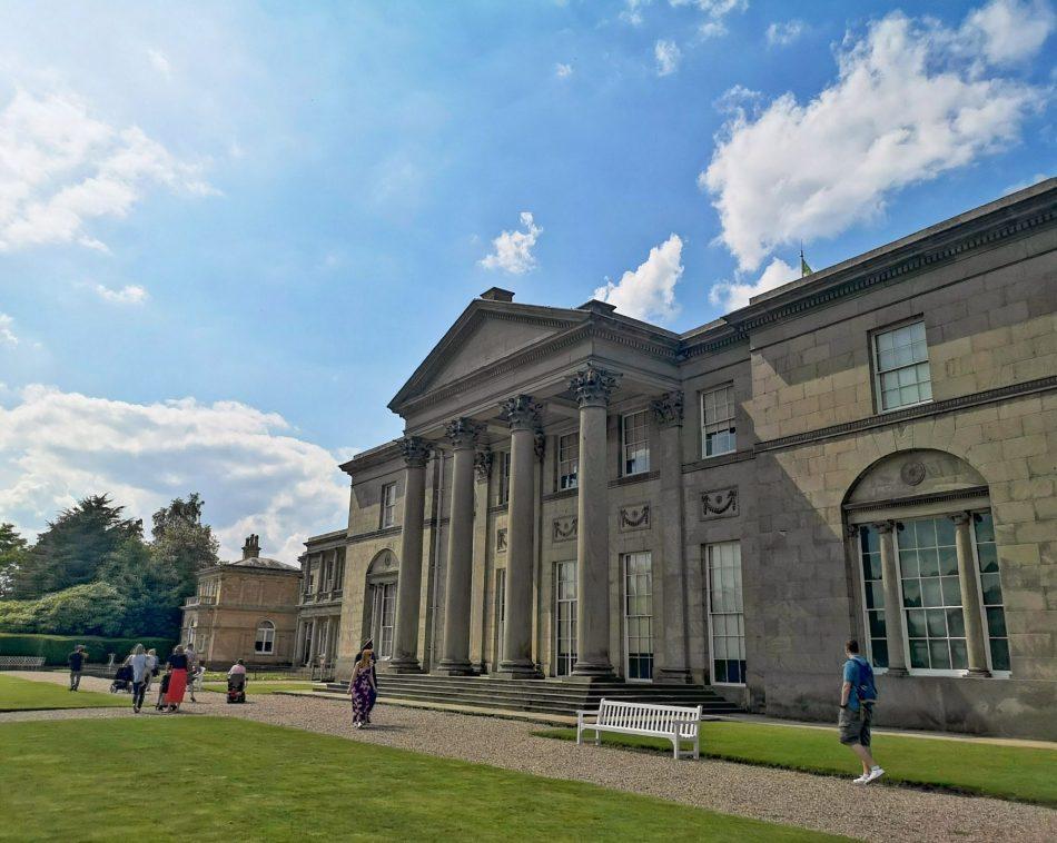 pałac w Tatton Park