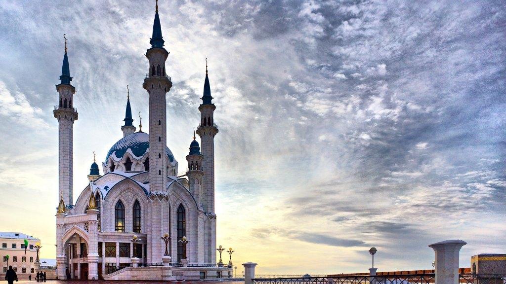 jeden dzień w Kazaniu