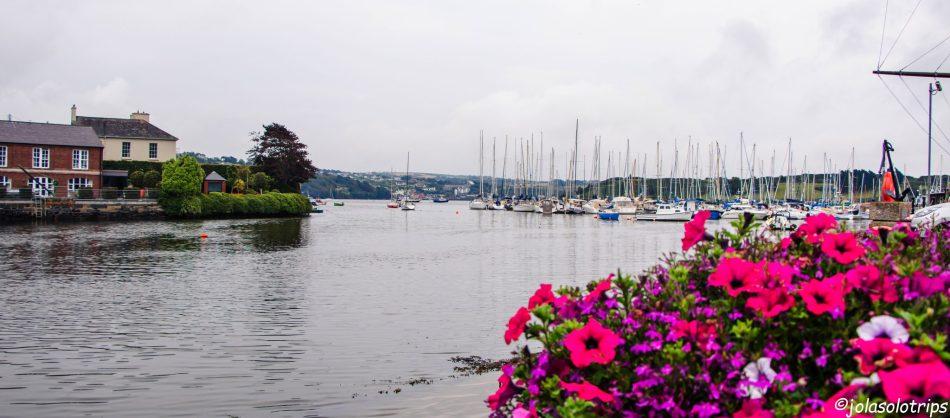Wybrzeże w Kinsale