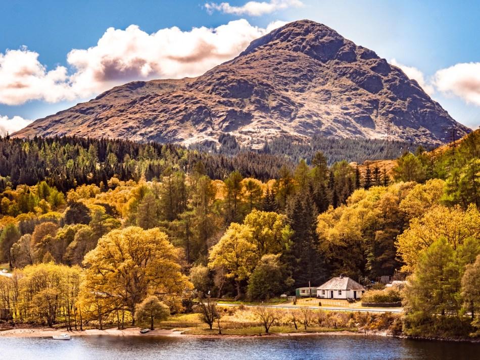 Tydzień w Szkocji