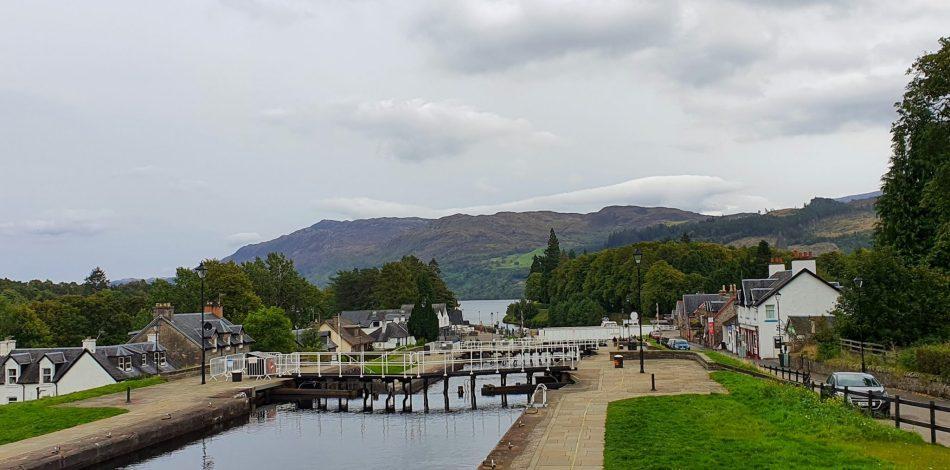 Szukam potwora z Loch Ness w Fort Augustus