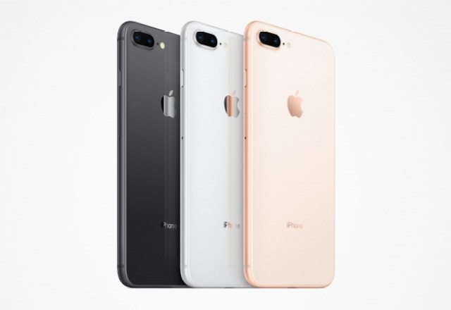 iPhone 8 Colours