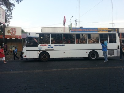 Busses donated by Russia.