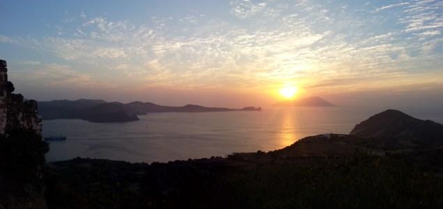 Milos Sunset