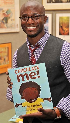 Post image for Taye Diggs Says Fatherhood Is A Little Scary—But Easy and Romantic