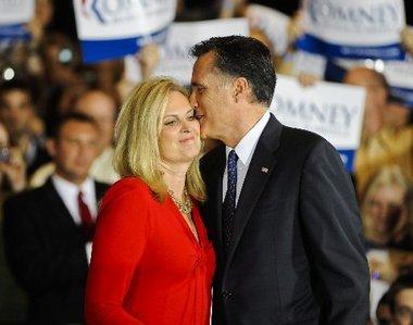 Ann Romney Mitt Romney vs Hilary Rosen