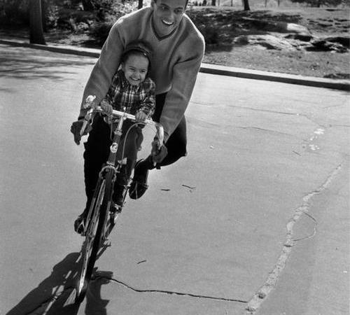 Harry Belafonte with Shari Belafonte