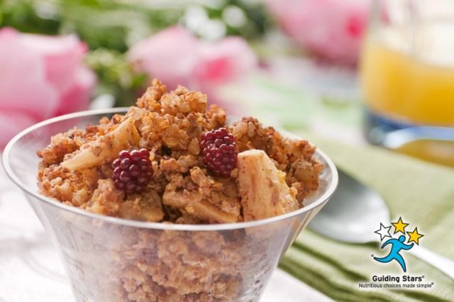 Quinoa Fruit Bake