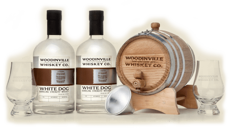make at home whiskey