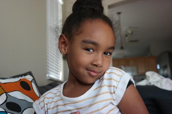 Ugly Black Child