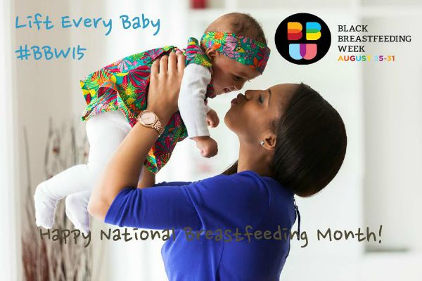 Black Breastfeeding Week 2015