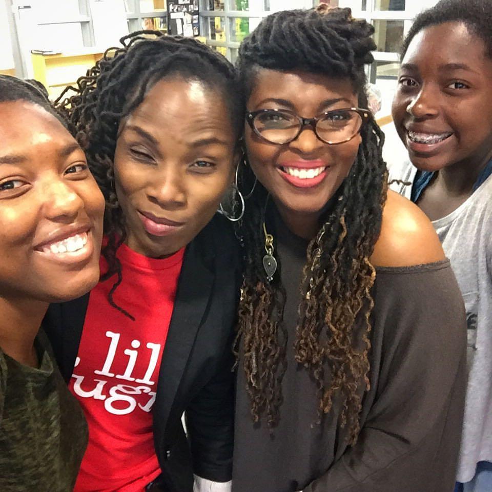 Black girls eating black pussy