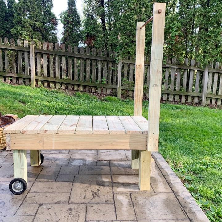 DIY Grooming Table