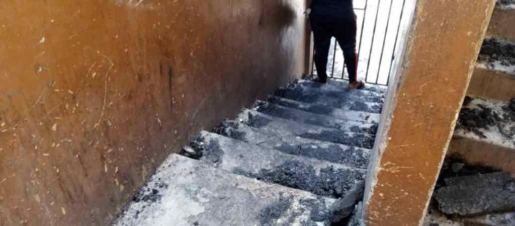 Fire Ravages 8 Stores in Akyem Oda 3
