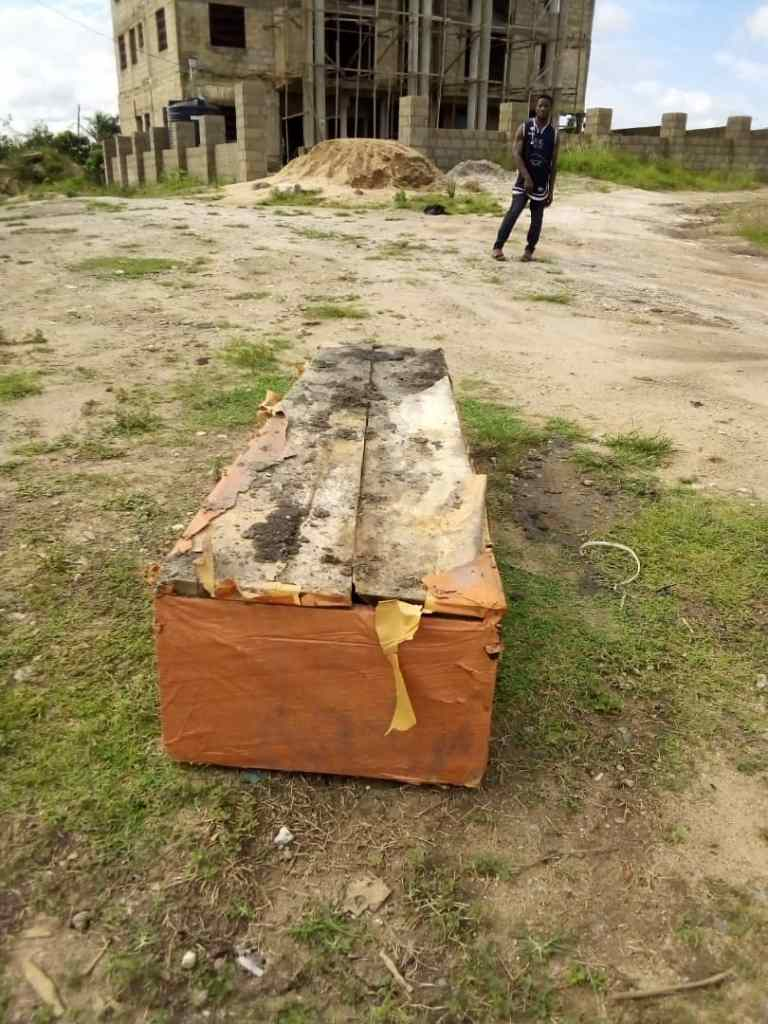 Six Months Old Corpse Exhumed On Orders of Chief 2