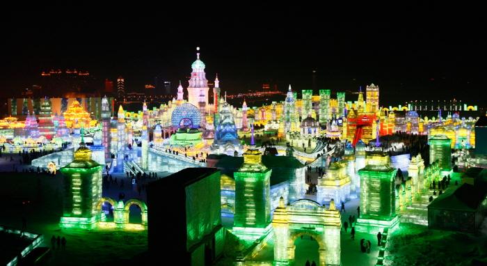 삿포로-눈-축제