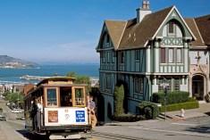 샌프란시스코에서 케이블카 타기
