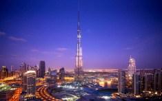 부르즈할리파(burj khalifa) 전망대 올라가보기