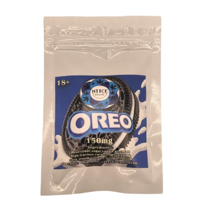 Oreo cookies thc eibles