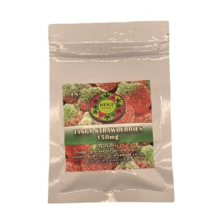 Tangy strawberry thc