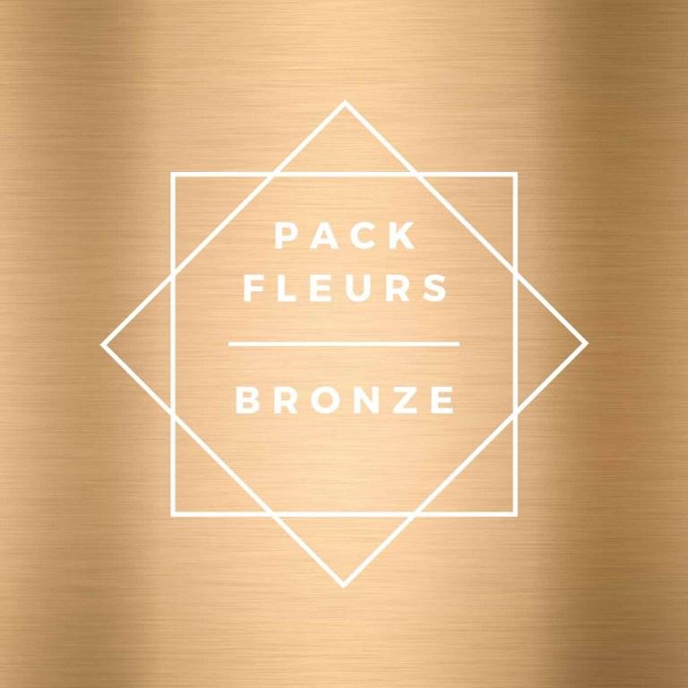 Pack découverte fleurs CBD Bronze