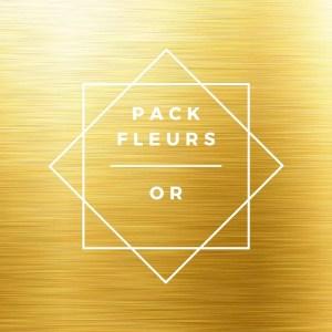 Pack découverte fleurs CBD Or