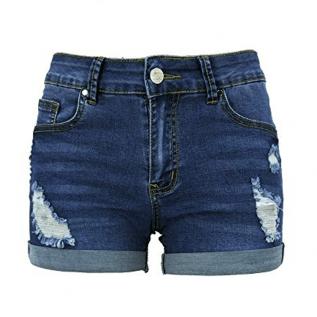 Cutoff Jean Shorts – White Trash Bunco Bash
