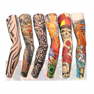 Tattoo Sleeves – White Trash Bunco Bash