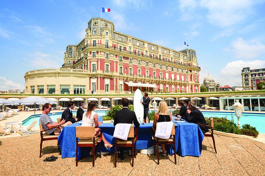 H tel du palais de biarritz business event 39 - Prix chambre hotel du palais biarritz ...
