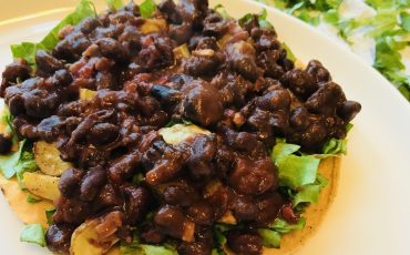 Spicy Chipotle Black Beans