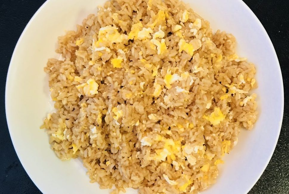Ultimate Fried Rice with Eggs