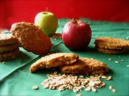 Apple and Oat Cookie http://wp.me/p2x5x0-RC