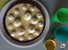Chocolate Key lime tart http://wp.me/p2x5x0-1hX