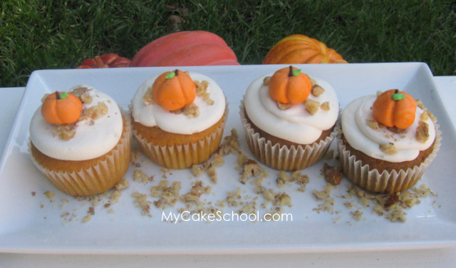 Moist And Delicious Pumpkin Spice Cake Doctored Mix