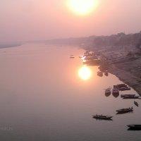 A Ganges landscape