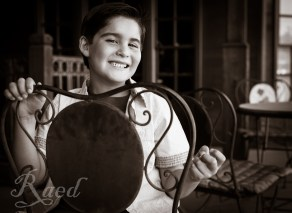 Kids Photo Shooting in Old Town - Temecula