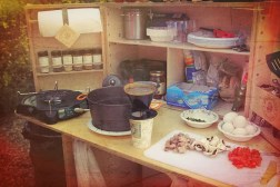 Cooking with My Camp Kitchen Summit