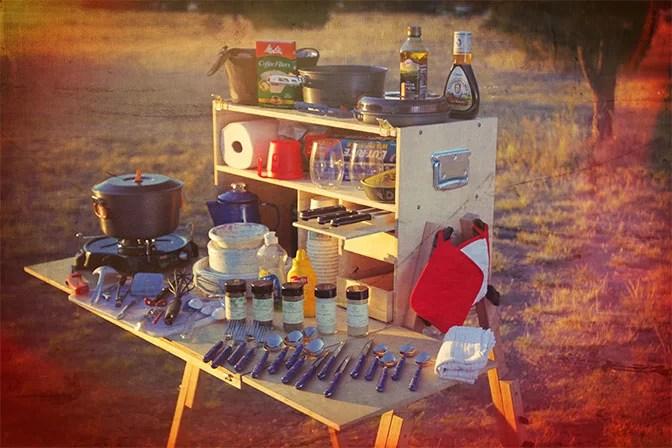 My Camp Kitchen Outdoorsman