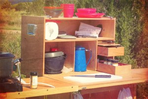 My Camp Kitchen ProCamper